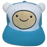 New Arrival Przygoda Finn Finn Jack Hat Czapki Z Daszkiem i Jake Finn Beemo Cartoon Movie Hat Trucker Kapelusz Kreskówki mody kapelusze