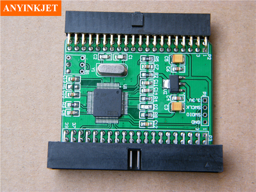 9450 printer RFID board tag board chip board no need ink and solvent RFID for Imaje