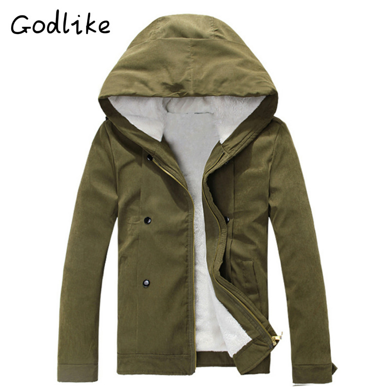 Male High-end Slim Leisure Jackets Good Taste Men's Clothing 2018 Autumn And Winter New Mens Fashion Boutique Solid Color Business Casual Woolen Coats Jackets & Coats