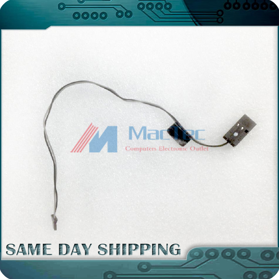 Genuine New 593-1016 A for Apple iMac 21.5 A1311 WD Hard Drive Temp Sensor Cable 922-9217 caltus male casual shoes soft footwear classic genuine leather men platform flats good quality working shoes size 38 44 aa20537
