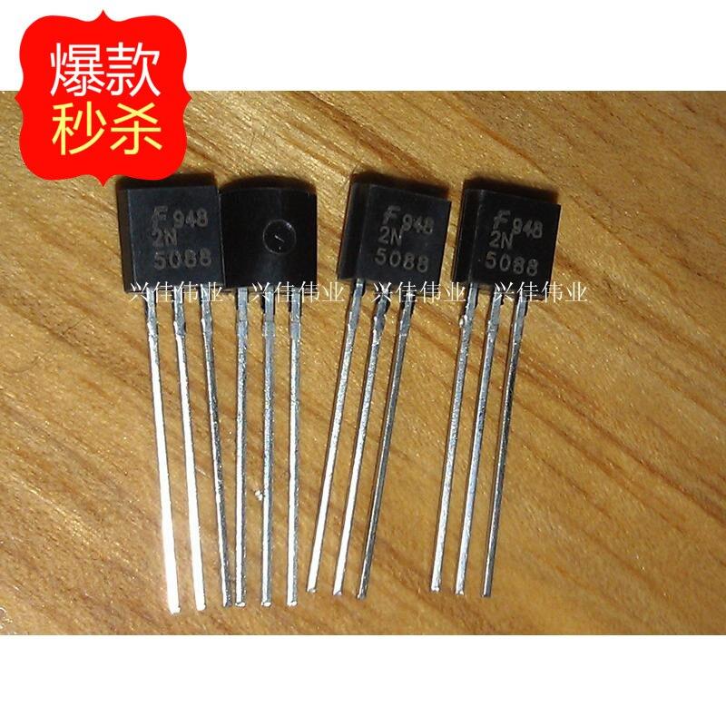 10 шт. Новый 2N5088 к-92 от полупроводниковые продукты