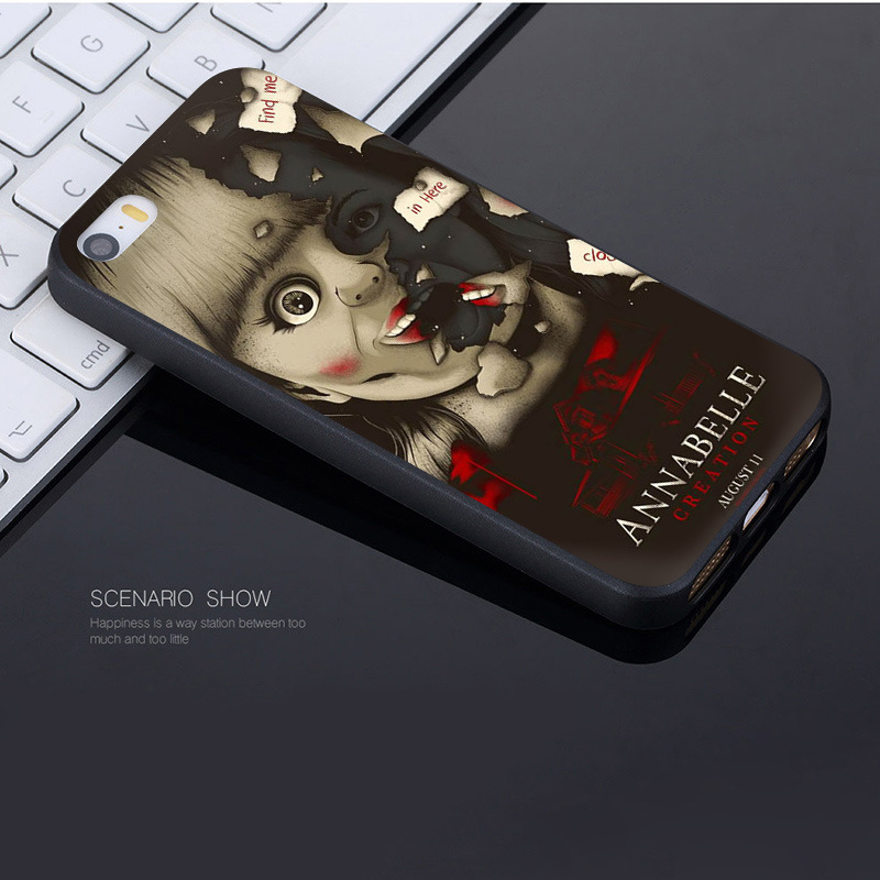 coque iphone 6 annabelle