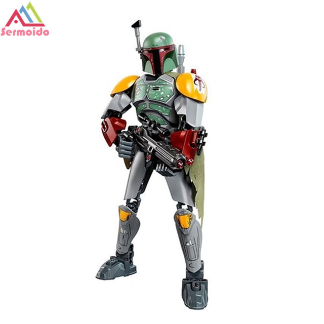 Star Wars Action Figure Range Trooper Han Solo Darth Maul Compatible with legoingly 75536 75535 75537 Building Block Toy in Blocks from Toys Hobbies
