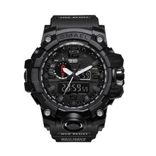 IP68 Waterproof Watch LED Outdoor Sports For Girls Boys Mili