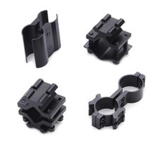 Hot Wholesale Outdoor Hunting Accessories 20mm 11mm dovetail scope mount tactical gun picatinny mount with Best Quality