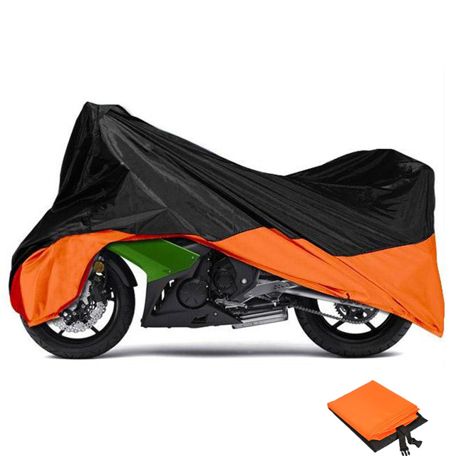 XXL Big Size Motorcycle Cover Rain UV Dust Prevention Dustproof For Harley Touring Road King Electra Glide Street Glide Fat Boy