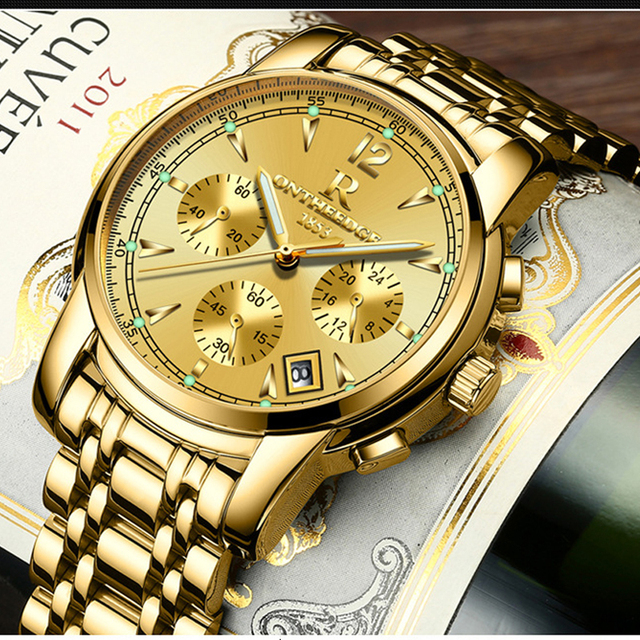 gold watches item female curren brand clock girl top watch rose luxury ladies quartz wrist women