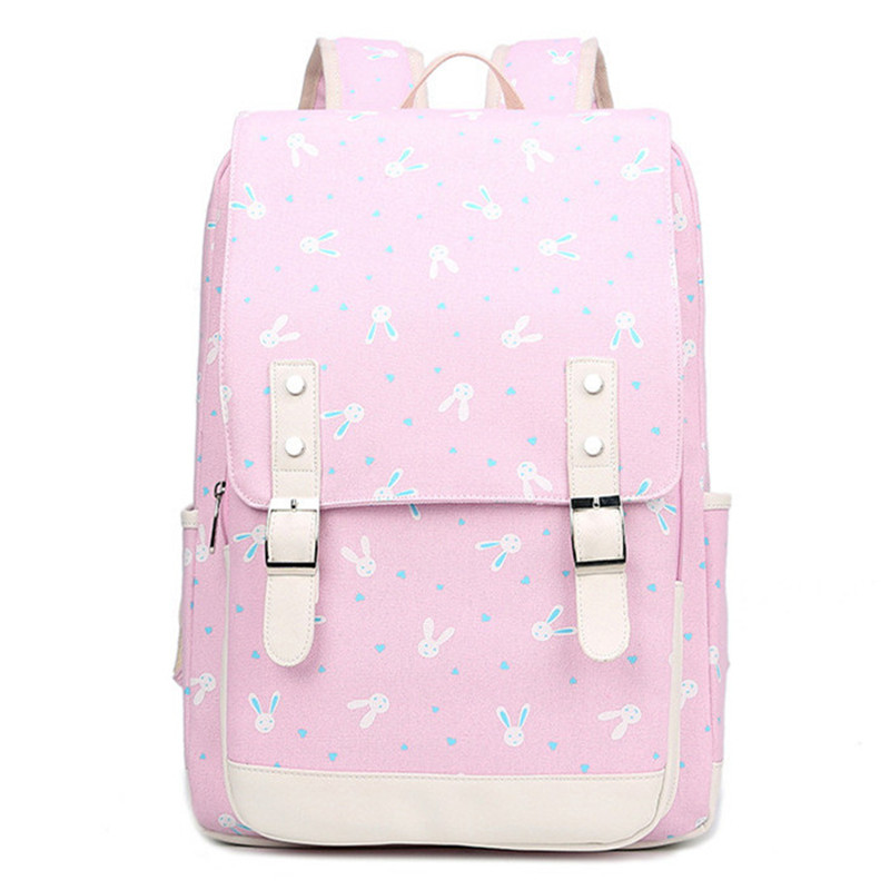 New Arrival Student School Bags For Teenager Girls Multi Function Laptop School Backpack Women Bagpacks Girl Bag Cute