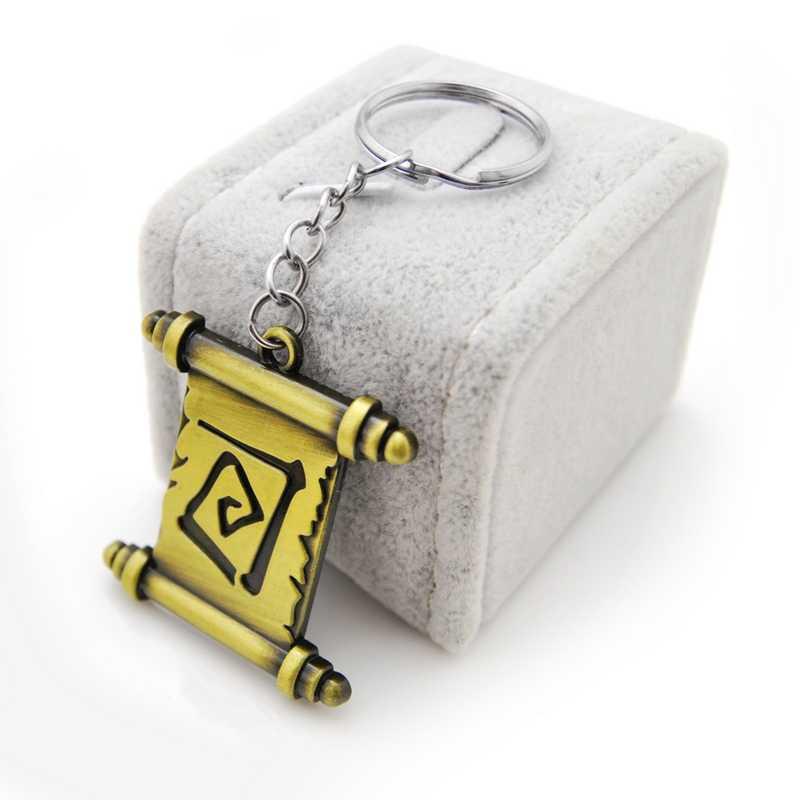 Fashion Jepang Anime Naruto Akatsuki Madara Konoha Simbol Daun Logam Gantungan Kunci untuk Pria Perhiasan Gantungan Kunci Pemegang Gantungan Chaveiro
