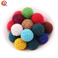 20MM 100Pcs Lot Mix Color Gumball Bubblegum Beads Crochet Beads Best Winter Beads