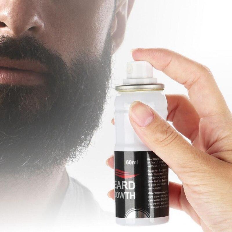60ml Original Beard Growth Spray Beard Grow…