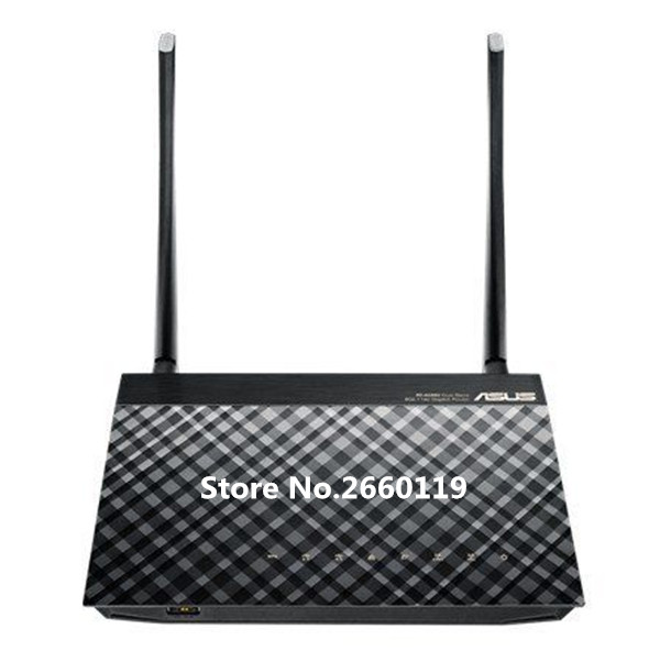 For ASUS RT-AC55U Dual-band wireless AC1200 Gigabit router working well цена и фото