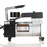 Portable Air Compressor Heavy Duty 12V 100PSI Pump Electric Tire Inflator Car Care Tool
