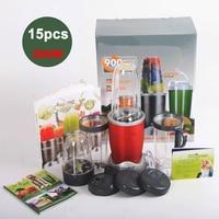 Germany Brand 2015 New 900W Fruit Mixer Machine Vegetable Blender Food Processor Juicer Extractor PBA Free