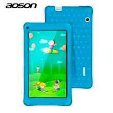 AOSON 7 Inch M751 S PC font b Tablet b font For Children Quad Core 8GB