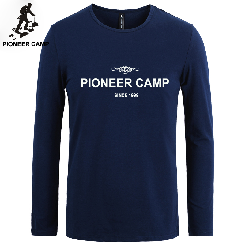 Pioneer Camp T Shirt Men Brand Clothing New Fashion 2017