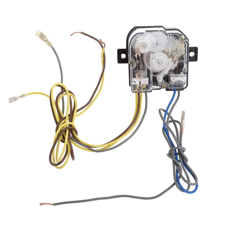6-draht Waschmaschine Timer 90 Degree Zentral Loch Abstand 68mm Schalter Welle Durchblutung Aktivieren Und Sehnen Und Knochen StäRken Haushaltsgeräte Wäschereigerät Teile