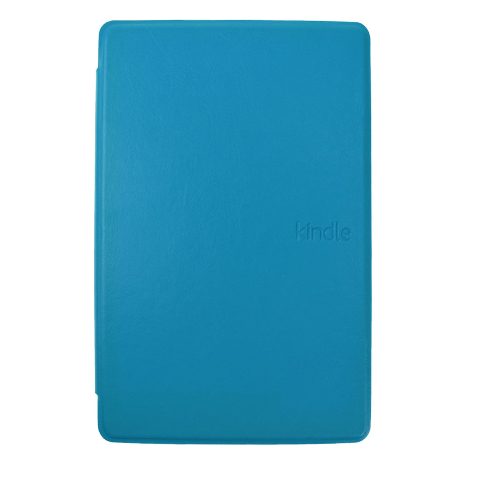 ultraslim Leather Cover case for Kinlde 4 kindle 5 Magnetic closure book cover case for kindle