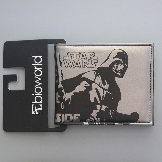 Star Wars Darth Vader The Dark Side Leather Wallet