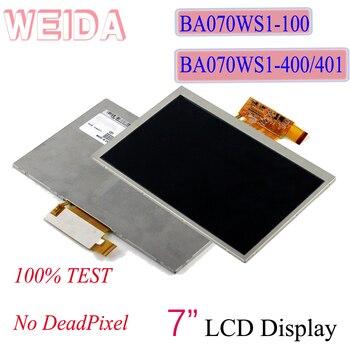 WEIDA BA070WS1-100 400/401 7