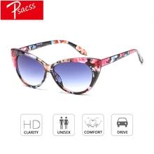 Psacss Cat Eye Sunglasses Women Brand Designer Luxury Plastic Sun Glasses Female Eyewear Classic Retro Lunette De Soleil Femme