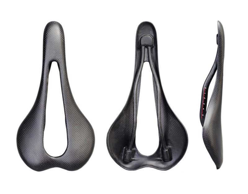 PURA RAZA New Brand Carbon Saddle Bike Saddles Wholesale Price Weight - Cycling