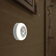 Gentelway перезаряжаемый ночник умный сенсор Светодиодная лампа