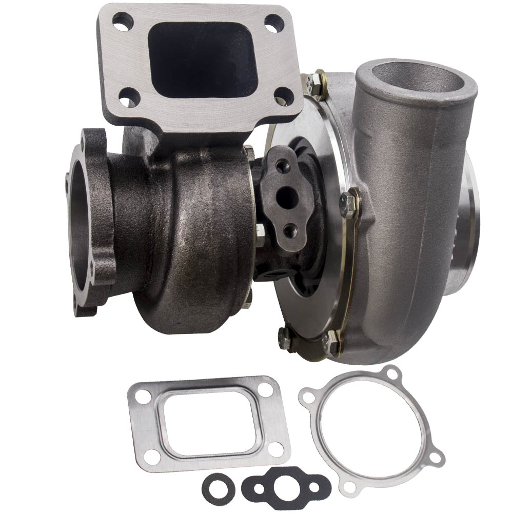Turbocharger GT3582 GT35 AR.70 AR.63 Anti-Surge Compressor For all 3.0L-6.0L 4/6 Cylinder Turbo Turbine T3 Flange Supercharger