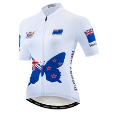 цена на Weimostar Summer Cycling Jersey Women Mountain Bike Clothing Team Youth Ladies Cycling Wear Quick Dry MTB Bicycle Jersey Shirt