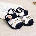 Primeiro Caminhantes Sapatos de Bebê Infantil Verão Menina Meninos Bota de Borracha Sapatos Para Pequeno Calçado Infantil Do Bebê Das Meninas do Menino de Verão 503156