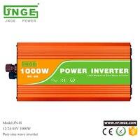 off grid 1KW pure sine wave solar power inverter 1000W 12V 24V 48V 110V 220V with 5V USB