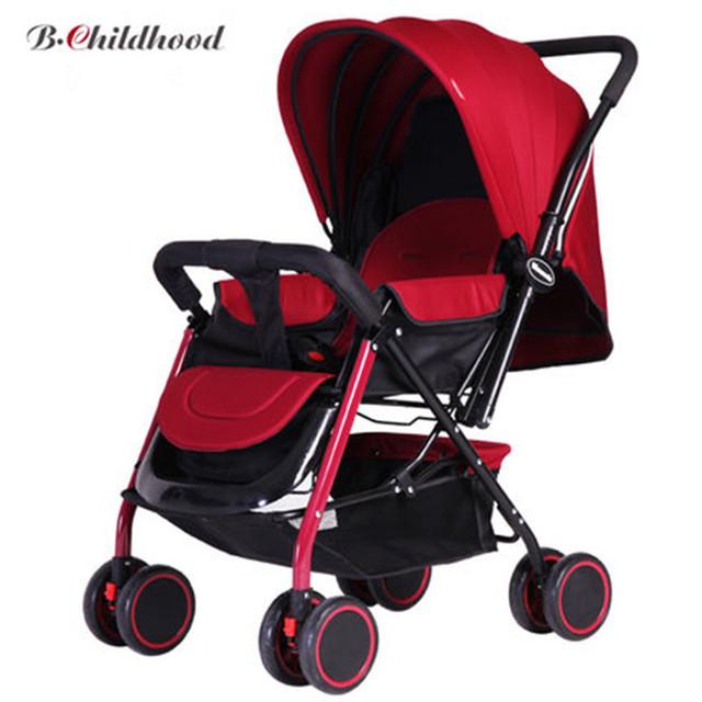 Cadeirinhas E Carrinhos de Viagem da moda, Do Transporte de Bebê Carrinho de Guarda-chuva