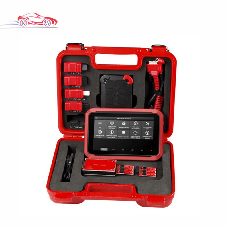все цены на Newest XTOOL X100 PAD X 100 Auto Car Key Programmer With Oil Rest Tool And Odometer Adjustment X-100 PAD 100% Original онлайн