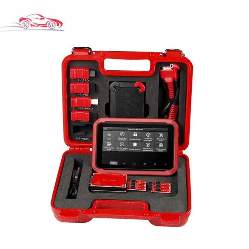 Newest XTOOL X100 PAD X 100 Auto Car Key Programmer With Oil Rest Tool And Odometer Adjustment X-100 PAD 100% Original