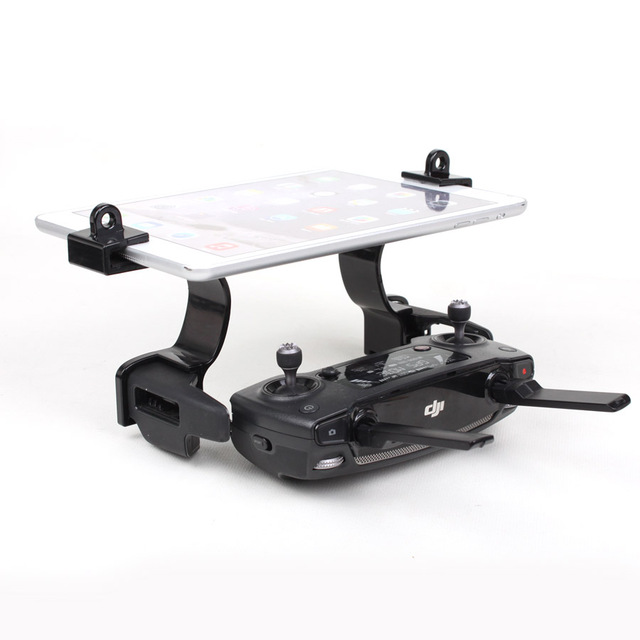 For DJI Mavic 2 pro 7.9 /9.7 Inch Double Hanging Buckle Holder Remote Controller Pad tablet bracket for DJI Mavic Pro Drone