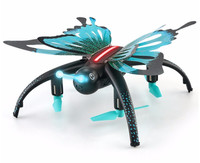 RC Animals remote control butterfly model drone gift drone aircraft