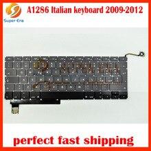 """IT Italian keyboard for macbook pro 15.4"""" A1286 IT keyboard clavier without backlight backlit 2009 2010 2011 2012year"""