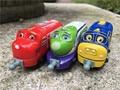 Tomy Chuggington Trenes 3 unids Wilson/KOKO/Brewster Conjunto de Juguete de Regalo Nuevo Loose