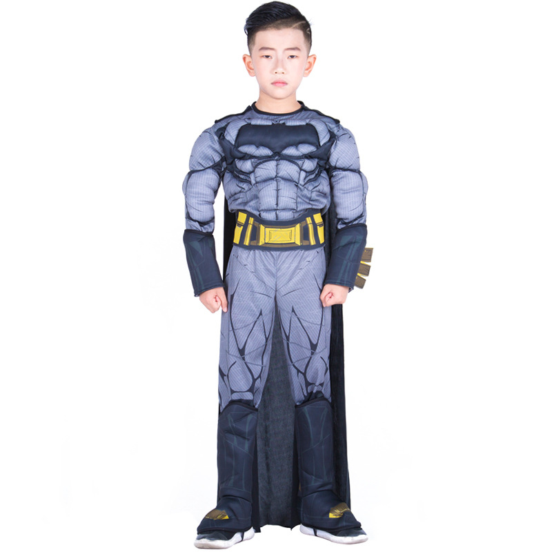 Batman Superman Halloween Costumes For Kids Superhero Captain America  Capes Anime Carnival Avengers Costumes Cosplay Costume