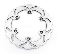 Motorcycle Front Brake Disc Rotor For HONDA CBR R 125 VFR R 400 CBR F 600