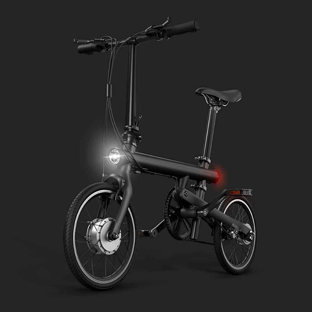 7cea099853e ... Original Mijia QiCYCLE Electric Bike EF1 Mini Electric Ebike 16 Inch Smart  Folding Bike Smart Bicycle ...