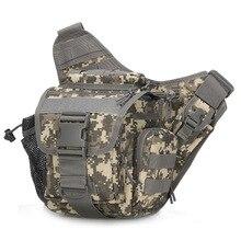 Hip Pack Tactics Waist Packs Waterproof Waist Bag Fanny Pack Saddle Bag Men Messenger Bag