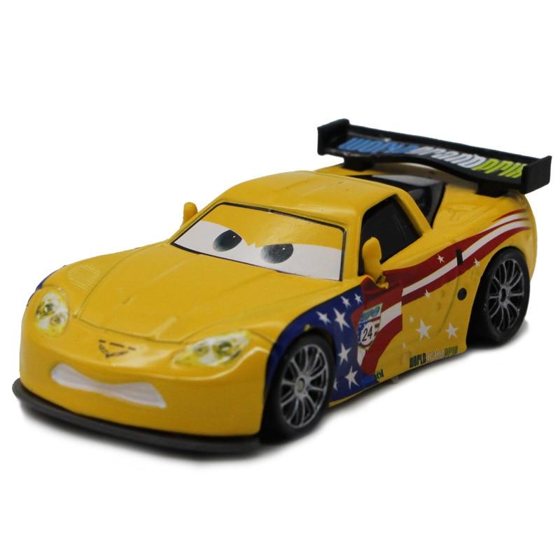 Detail Feedback Questions About Disney Pixar Cars 2 3 Jeff Gorvette