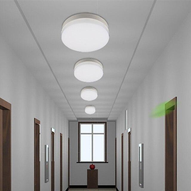 Moderne Inbouw LED Plafondlamp Ronde Wit Down Plafondlamp voor ...