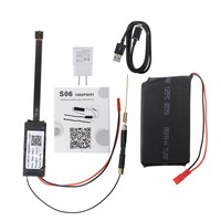 High Quality Full HD 1080P Mini Wireless Camera Wifi Module DVR Video IP P2P LED Light