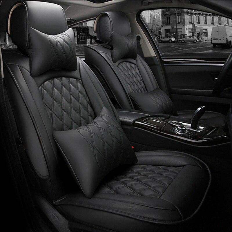 Universal car seat cover pour kia ceed kia rio 3 spectres kia sportage 3 picanto cerato rio k2 protecteur De siège de Voiture housse de siège de voiture