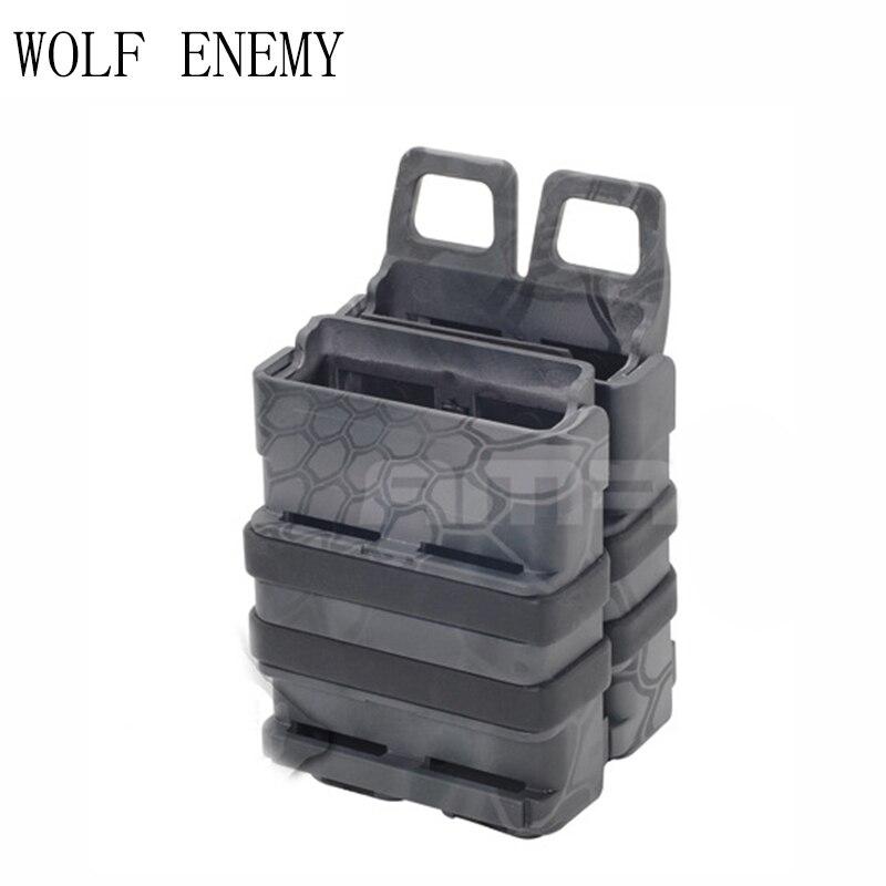 Тактический FastMag Gen3 M4 5,56. 223 журнал патронная сумка для боеприпасов кобура для обоймы быстрая перезарядка крепежный элемент для магазина для