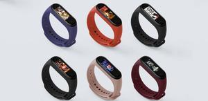 Image 5 - Xiaomi Mi Band 4 Smart Bracelet 3 Color AMOLED Screen Miband 4 Smartband Fitness Traker Bluetooth Sport Waterproof Smart Band