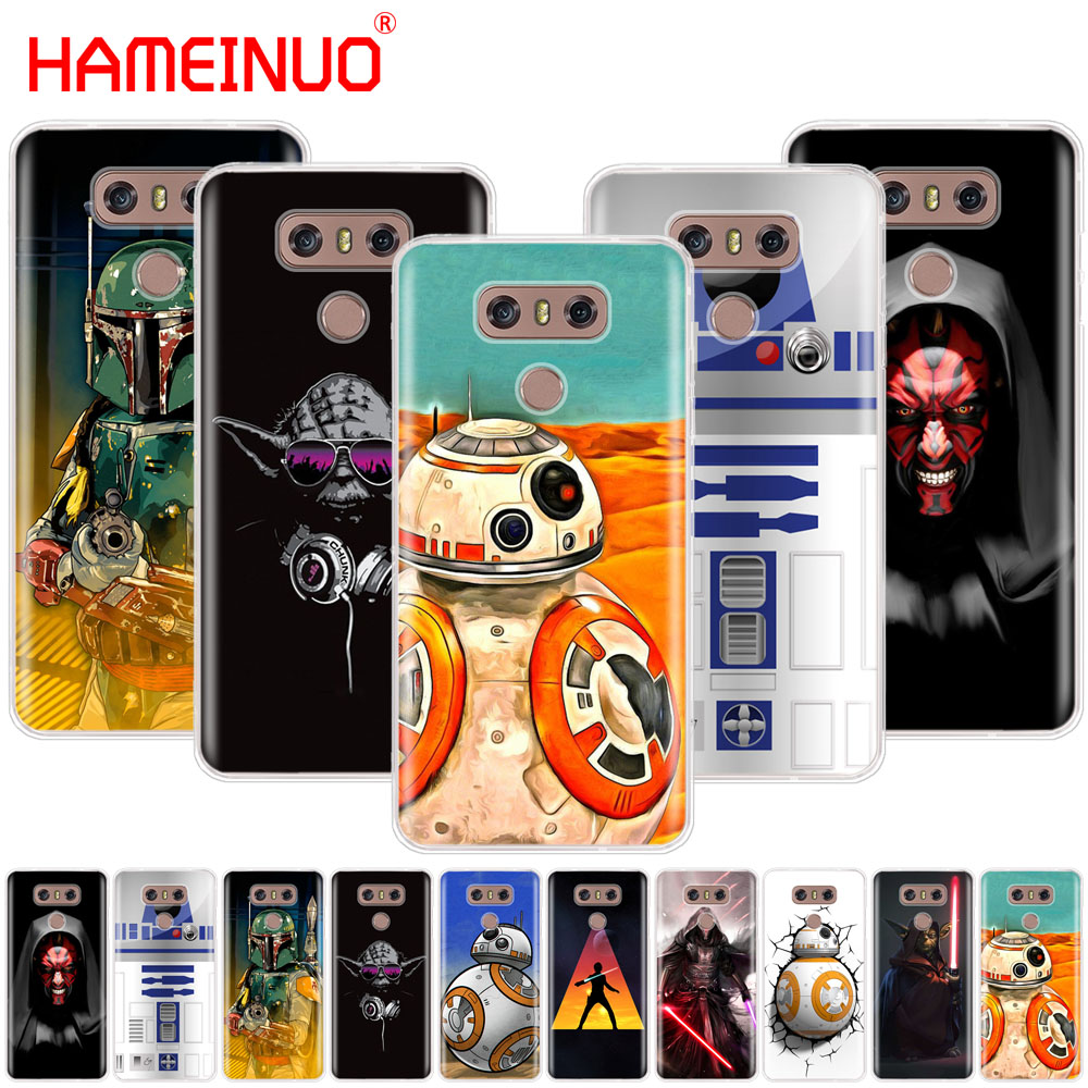 HAMEINUO Lightsaber Star Wars case phone cover for LG Q6 G6 MINI G5 K10 M250N M250 2017 2016 X POWER 2