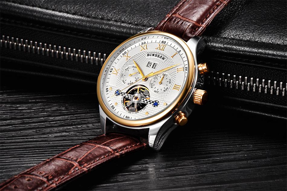 HTB1PJ9QQVXXXXahXpXXq6xXFXXX5 - BINSSAW Fashion Luxury Watch for Men